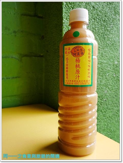 西門町美食小吃施福建好吃雞肉楊桃冰阿波伯冬仙堂楊桃汁飲料老店image026