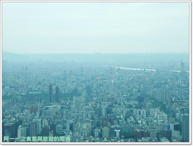 捷運台北101景點89樓觀景台阻尼器摩天大樓image025