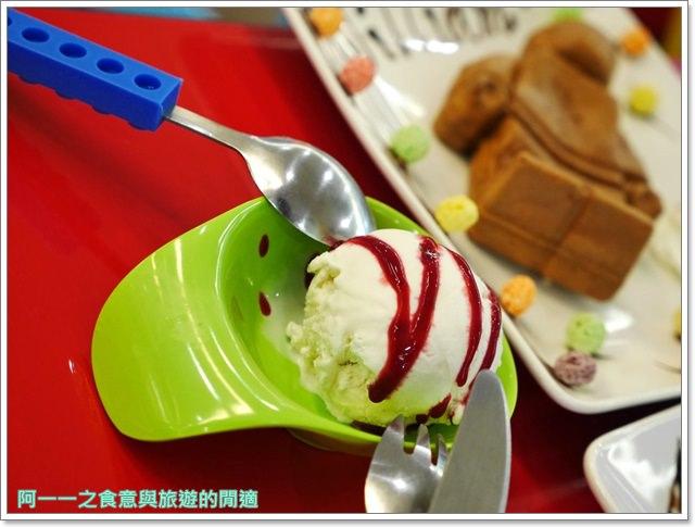 樂高積木主題餐廳中和環球lego親子甜點披薩image033