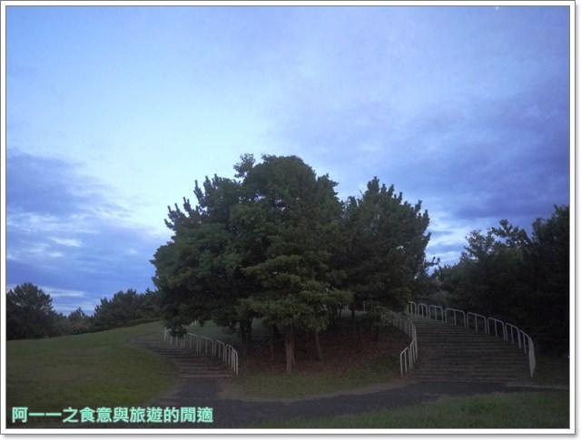 日本千葉景點東京自助旅遊幕張海濱公園富士山image007