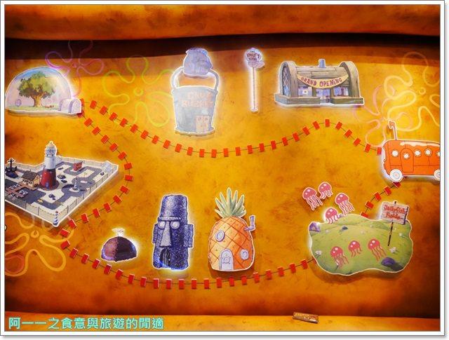 捷運中正紀念堂景點櫻花海綿寶寶暢遊比奇堡特展image010