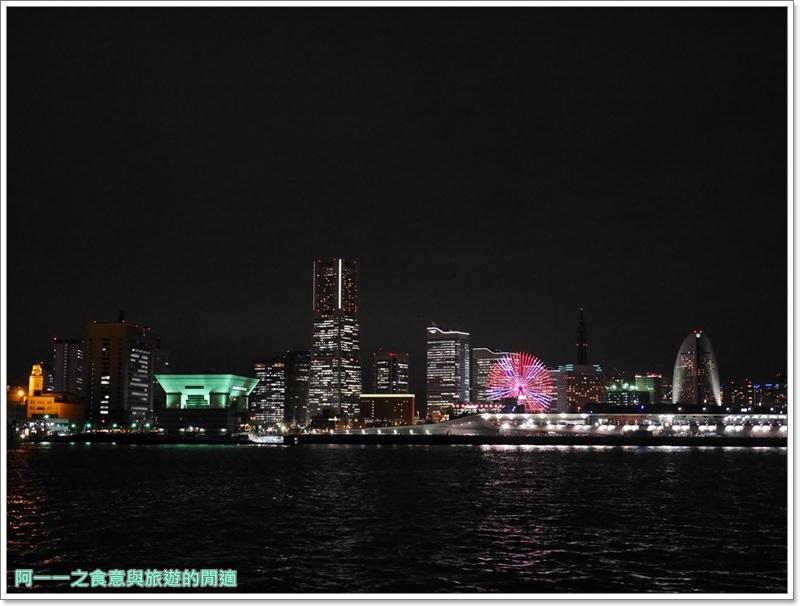 橫濱港夜景.veltra.東京旅遊.觀光船.日劇.浪漫image023
