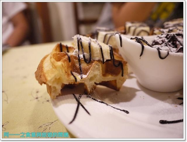 捷運士林站美食下午茶鬆餅歐比爾義大利麵image030