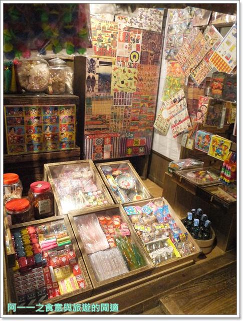 東京自助旅遊上野公園不忍池下町風俗資料館image064