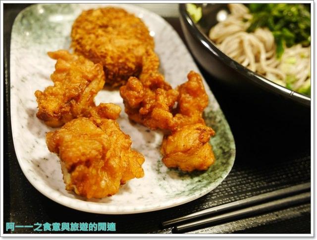 台中新光三越美食名代富士蕎麥麵平價炸物日式料理image028