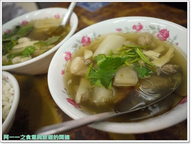 西門町美食李記宜蘭肉焿特殊口味豬血湯image047
