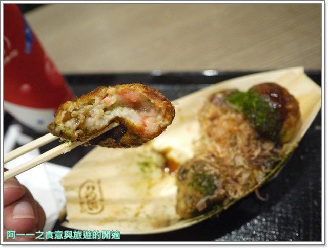 東京台場美食Calbee薯條築地銀だこGINDACO章魚燒image039