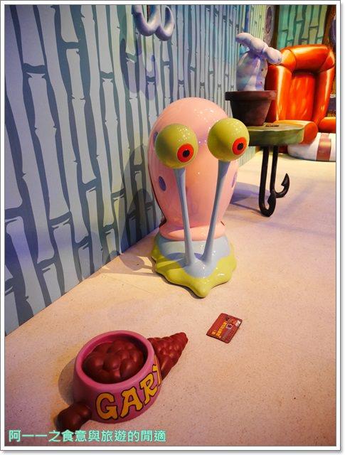 捷運中正紀念堂景點櫻花海綿寶寶暢遊比奇堡特展image027