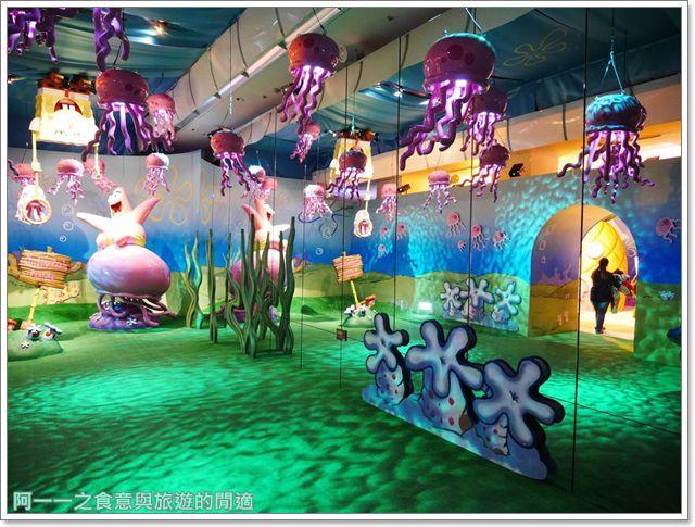 捷運中正紀念堂景點櫻花海綿寶寶暢遊比奇堡特展image015