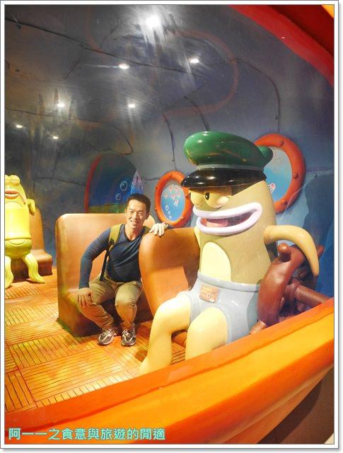 捷運中正紀念堂景點櫻花海綿寶寶暢遊比奇堡特展image014