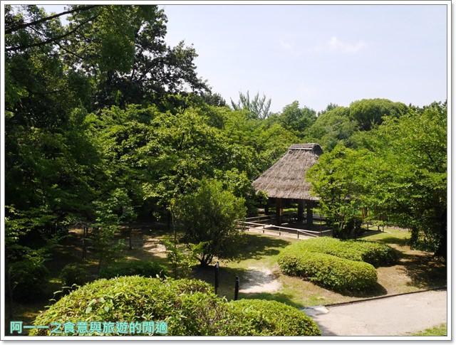 大阪親子景點.日本民家集落博物館.服步綠地.古蹟.老屋image042