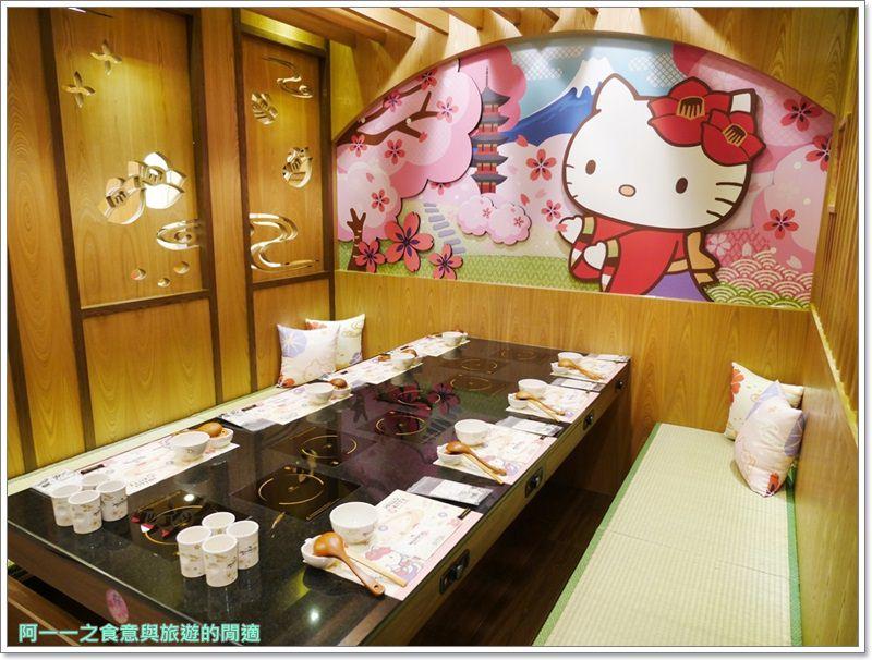 hello-kitty主題餐廳.火鍋.凱蒂貓.涮涮鍋.捷運小巨蛋站美食.聚餐image023