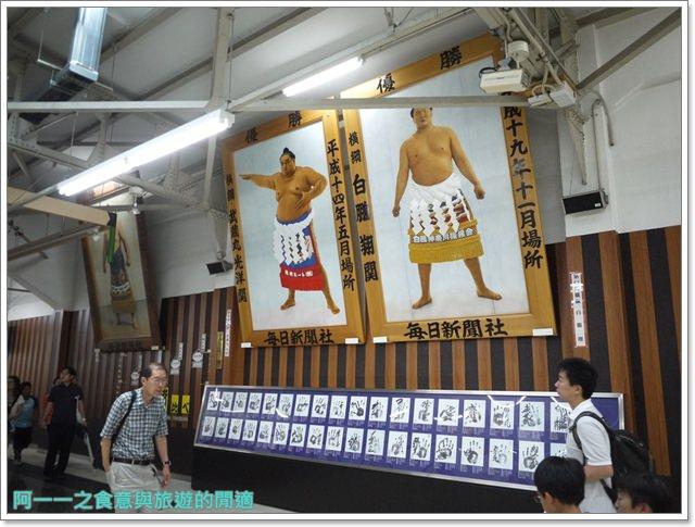 日本東京自助景點江戶東京博物館兩國image002