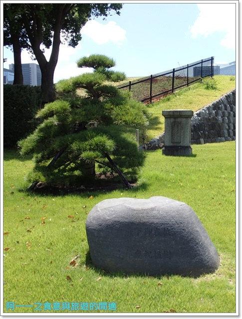 日本東京旅遊自助皇居外苑二重橋櫻田門和田倉噴水公園image021