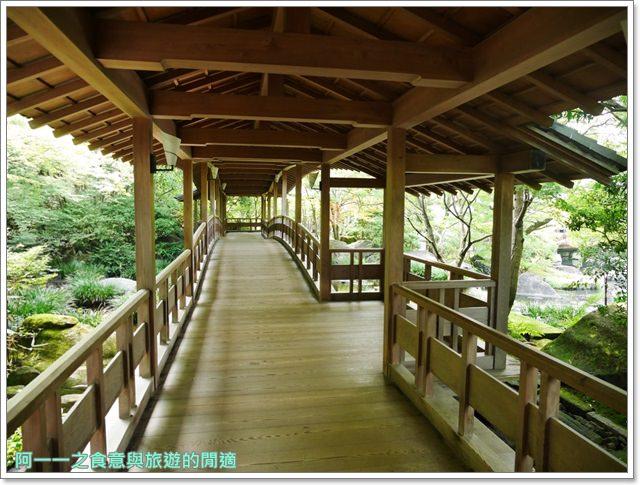 姬路城好古園活水軒鰻魚飯日式庭園紅葉image034