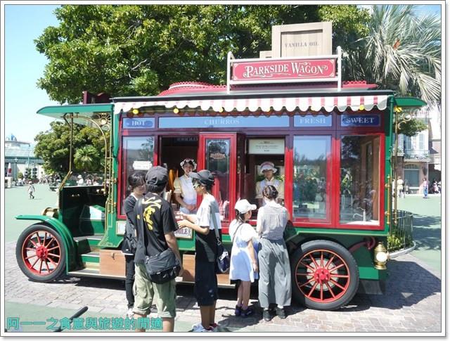 東京迪士尼樂園美食午餐秀煙燻火雞腿波里尼西亞草壇餐廳image043