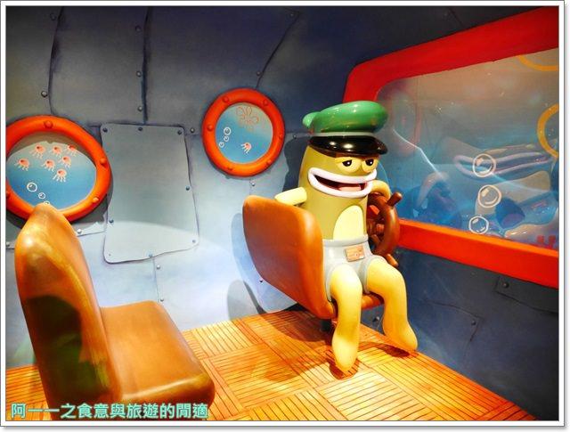 捷運中正紀念堂景點櫻花海綿寶寶暢遊比奇堡特展image013