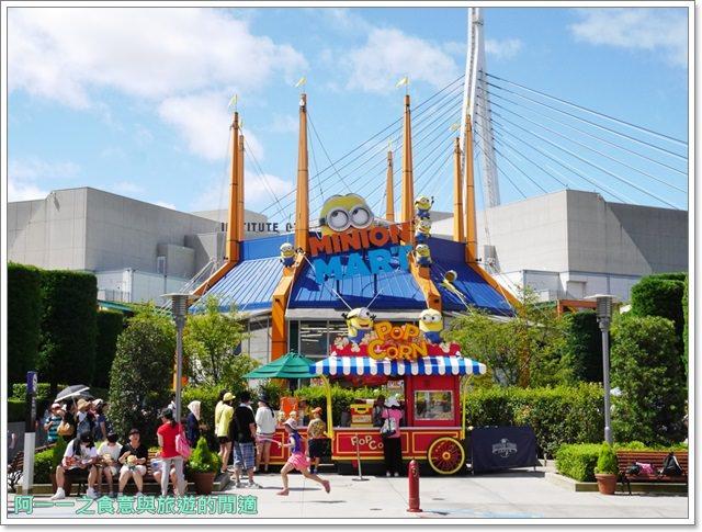 大阪日本環球影城USJ小小兵樂園惡靈古堡航海王關西自助image025