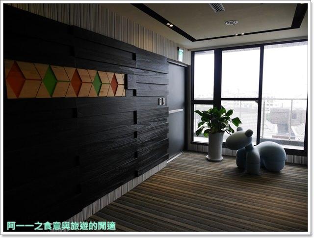 台中逢甲夜市住宿默砌旅店hotelcube飯店景觀餐廳image020