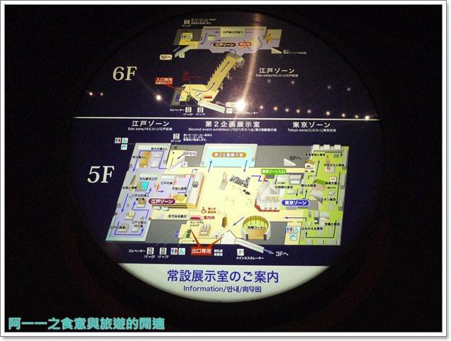 日本東京自助景點江戶東京博物館兩國image012