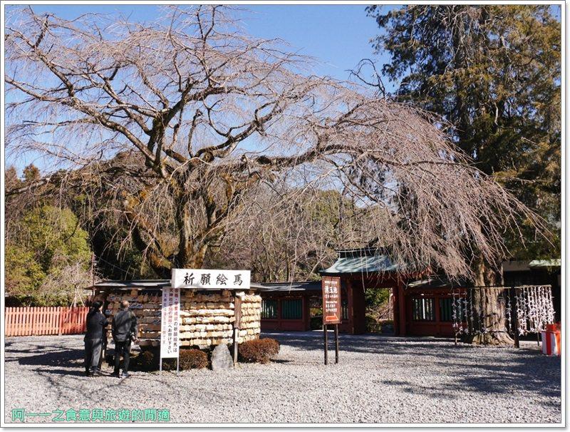 靜岡旅遊景點.富士山本宮淺間大社.湧玉池.長屋門.image053