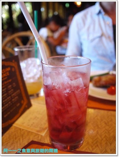 東京迪士尼樂園美食午餐秀煙燻火雞腿波里尼西亞草壇餐廳image029
