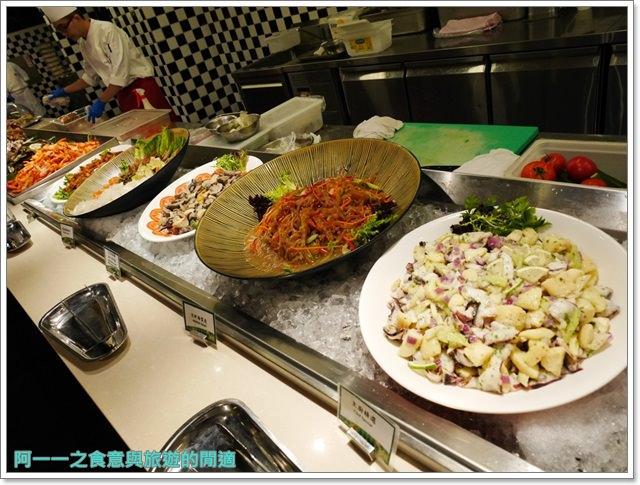 台北車站美食凱撒大飯店checkers自助餐廳吃到飽螃蟹馬卡龍image016