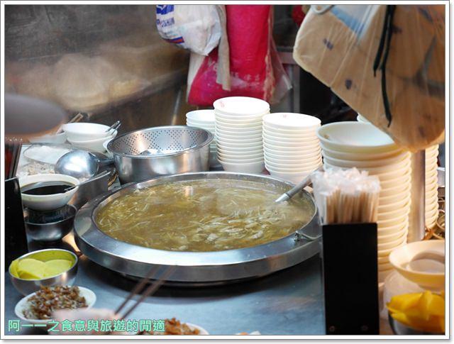 寧夏夜市捷運雙連站美食小吃老店滷肉飯鴨蛋芋餅肉羹image008