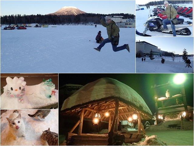 日本北海道 阿寒湖&愛奴族部落~阿一一北海道冬季賞雪之旅