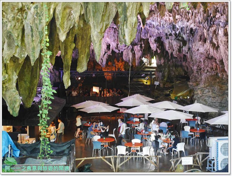 沖繩南部景點.Gangala之谷.鐘乳石洞咖啡.秘境.港川人.image011