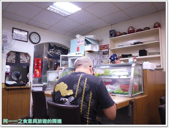 台北士林美食老店日式料理壽司一全麵攤image004