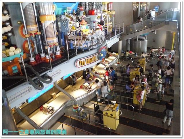 東京迪士尼樂園美食午餐秀煙燻火雞腿波里尼西亞草壇餐廳image003