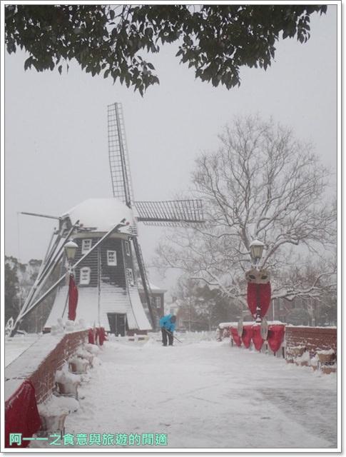 九州旅遊.豪斯登堡.光之王國.雪.日本.主題樂園image012