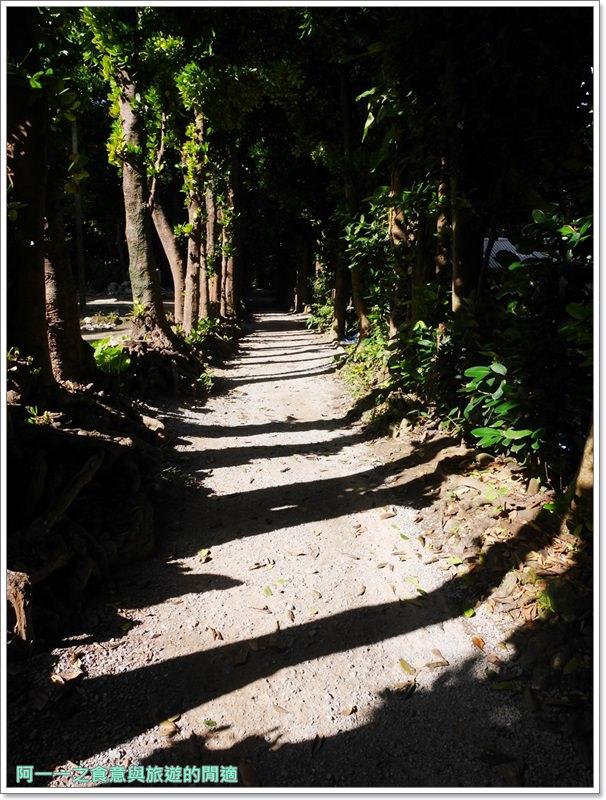 備瀨福木林道.沖繩景點.祕境.美麗海水族館image014