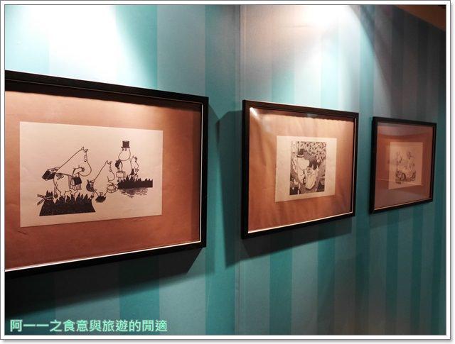 嚕嚕米精靈特展moomin芬蘭國立臺灣科學教育館動畫小不點image029