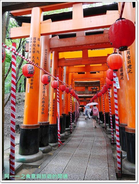 伏見稻荷大社.京都神社.千本鳥居.日本關西自助旅遊image027