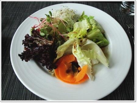 台北 美麗信花園酒店 青庭花園餐廳 (下)~精緻與份量兼具的餐點