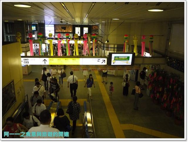 東京祭典阿佐ヶ谷七夕祭り花燈阿佐谷小吃image002