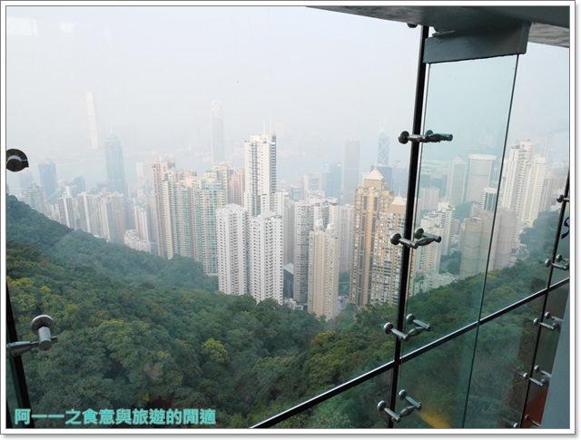 香港旅遊太平山夜景山頂纜車聖約翰座堂凌霄閣摩天台山頂廣場image068