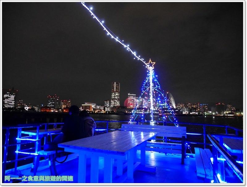 橫濱港夜景.veltra.東京旅遊.觀光船.日劇.浪漫image002