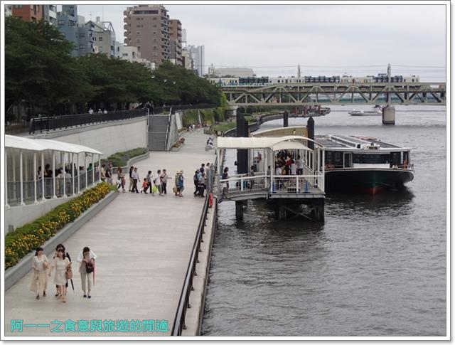 晴空塔天空樹日本東京自助旅遊淺草吾妻橋image010