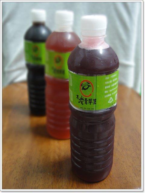 [試喝]不老青草王~炎炎夏日來杯天然健康的飲料吧!