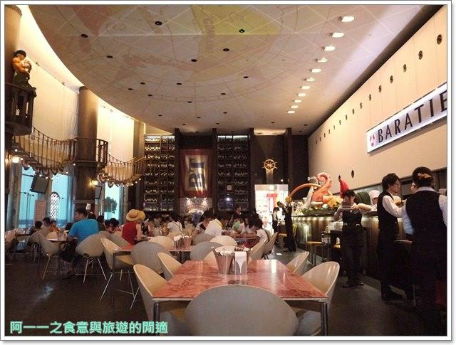 日本東京台場美食海賊王航海王baratie香吉士海上餐廳image004