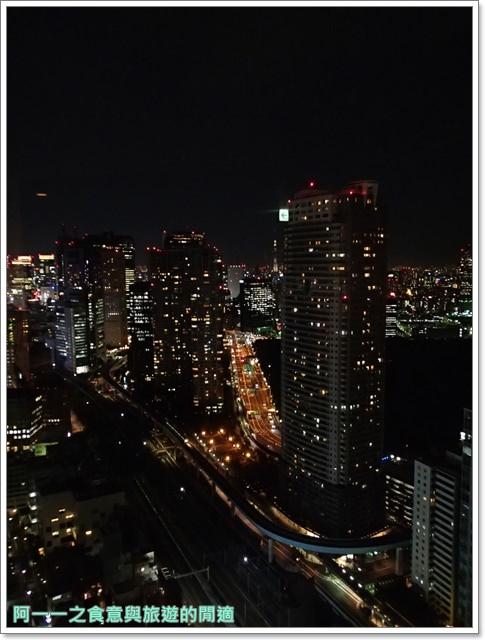 東京景點夜景世界貿易大樓40樓瞭望台seasidetop東京鐵塔image024
