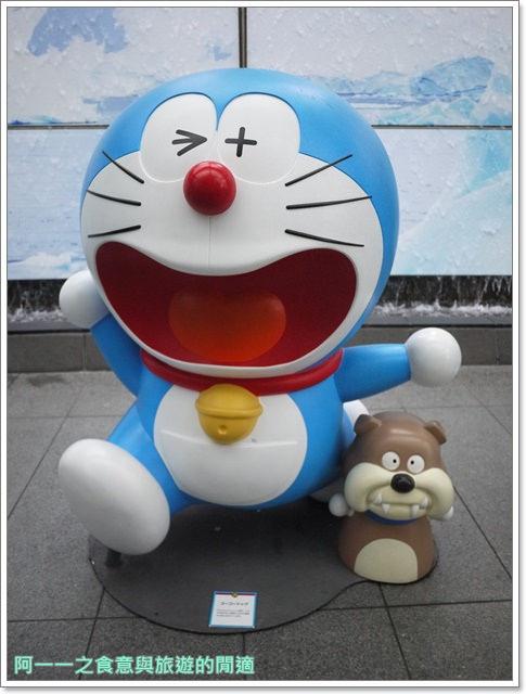 日本東京自助哆啦A夢六本木hil朝日電視台limage039