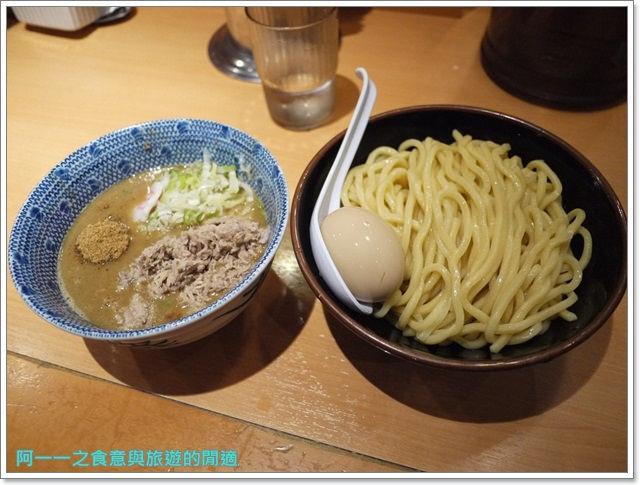 東京車站美食六厘舍沾麵拉麵羽田機場人氣排隊image023
