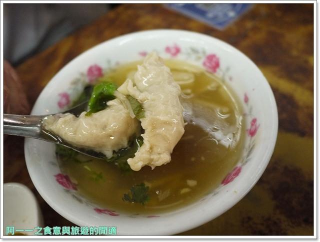 西門町美食李記宜蘭肉焿特殊口味豬血湯image053