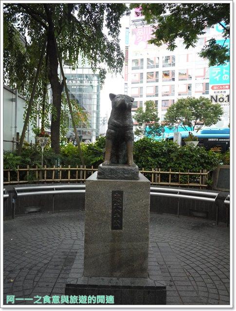 明治神宮原宿澀谷忠犬八公小八御苑日本東京自助旅遊image012