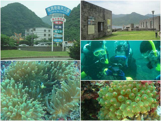 台北貢寮 龍洞灣海洋公園 海洋實習~跟著HAPO海寶潛水去 Part2