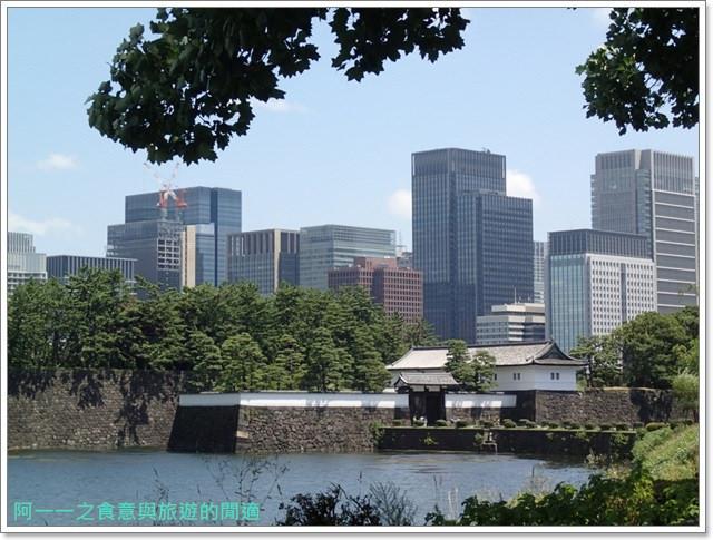 日本東京旅遊自助皇居外苑二重橋櫻田門和田倉噴水公園image004